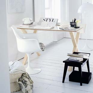 White-home-office