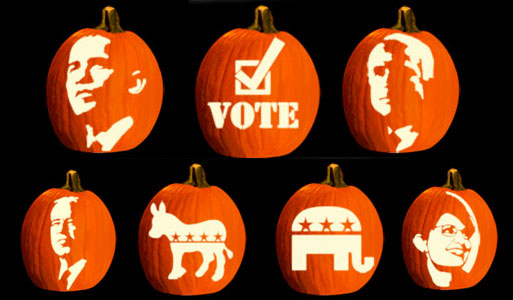Campaign-o-lanterns