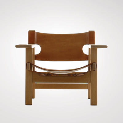 Boerge-mogensen-spanish-chair
