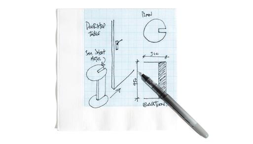 Graph-napkin