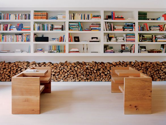 Incroyable Love Their Modern, Simple Wood Furniture. 44f36c01a2